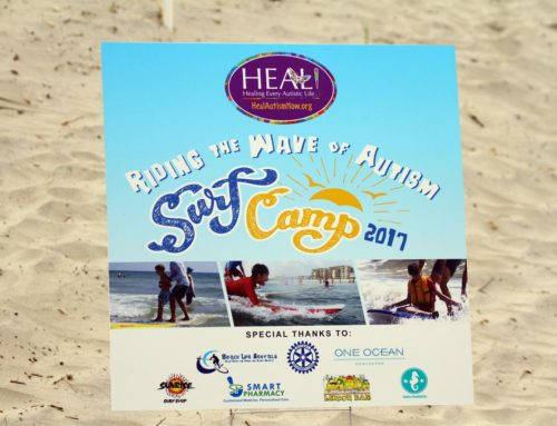 """Tuesday June 20th """"Riding the Wave of Autism"""""""