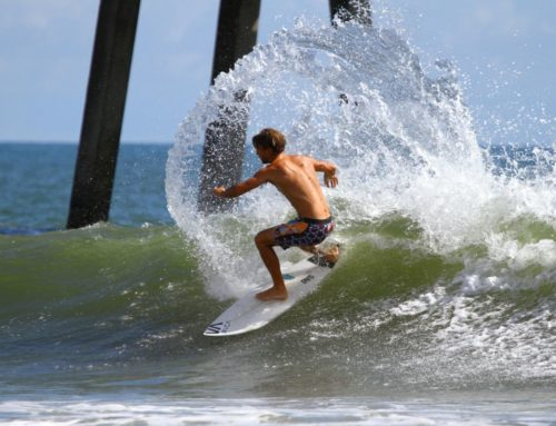 Monday August 21 Surf Report #2 Jacksonville FL