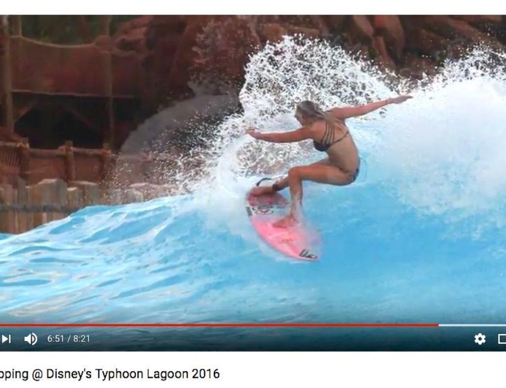 Pool Hopping at Typhoon Lagoon
