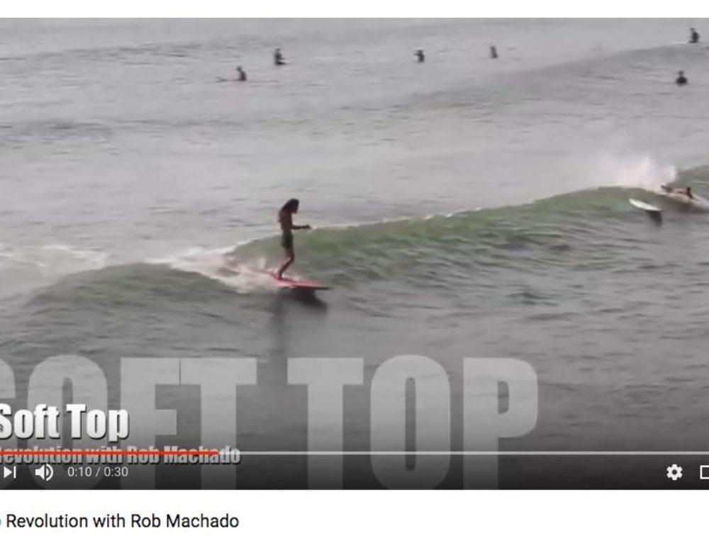Soft Top Revolution with Rob Machado