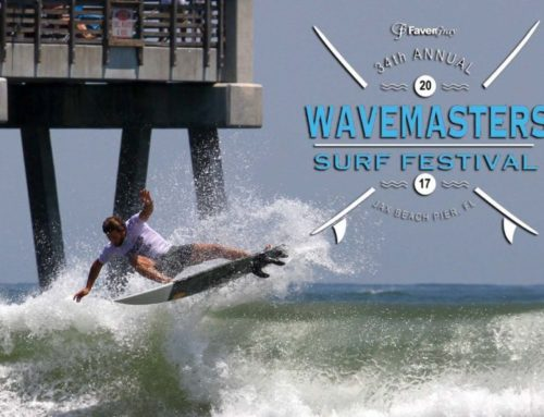 The 34th Wave Masters Surf Festival