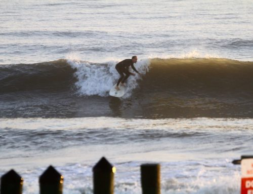 Saturday November 18th Surf Report #1 Jacksonville FL