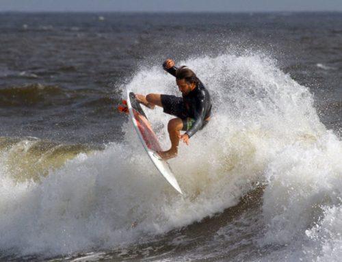 Floridian Surfer