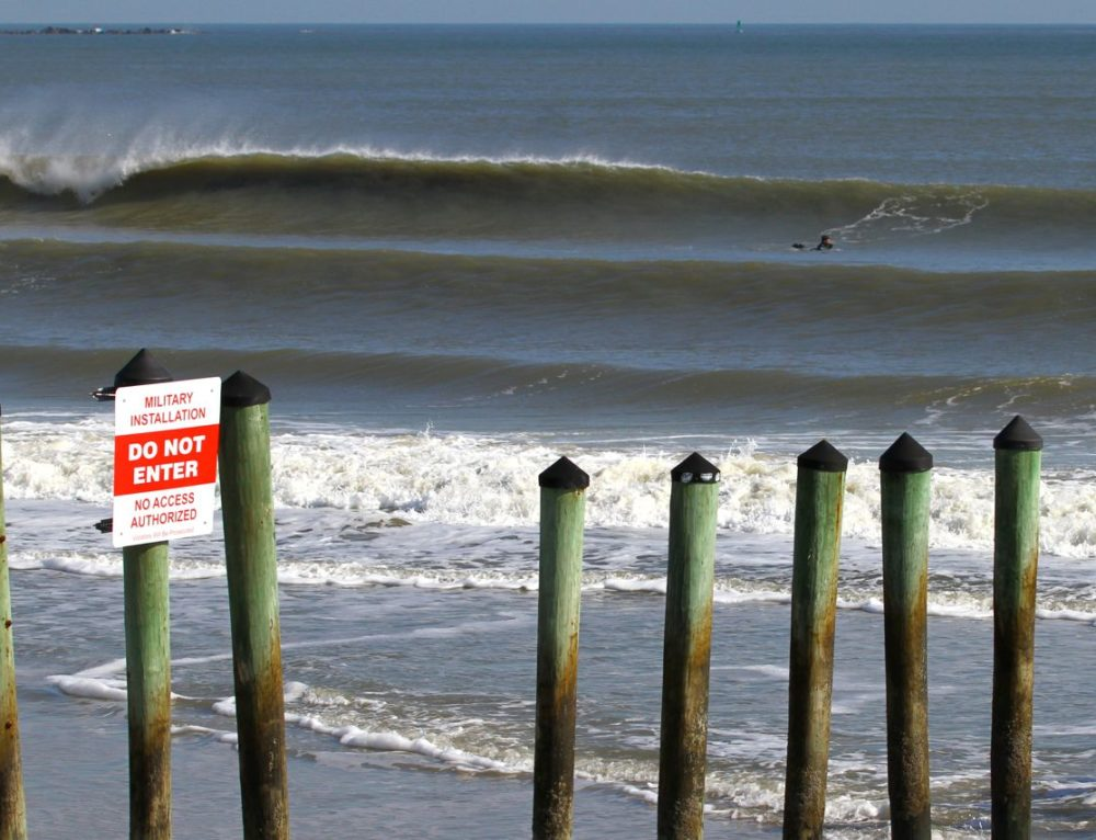 Wednesday January 17th Surf Report #2 Jacksonville FL
