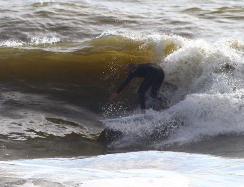 Tuesday February 20th Surf Report #2 Hanna Park Florida
