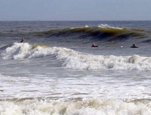 Tuesday February 20th Surf Report #3 Hanna Park Florida
