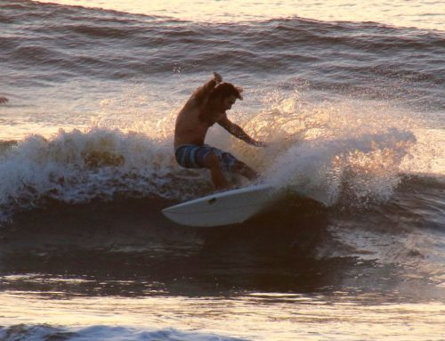 Friday August 17th Surf Report #1 Jacksonville Fl