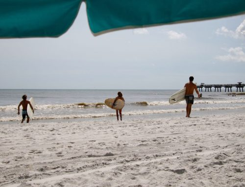Tuesday August 14th Surf Report #2 Jacksonville FL