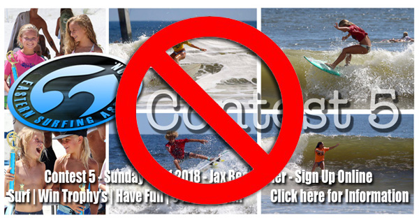 Eastern Surfing Association Contest 5 NEFL