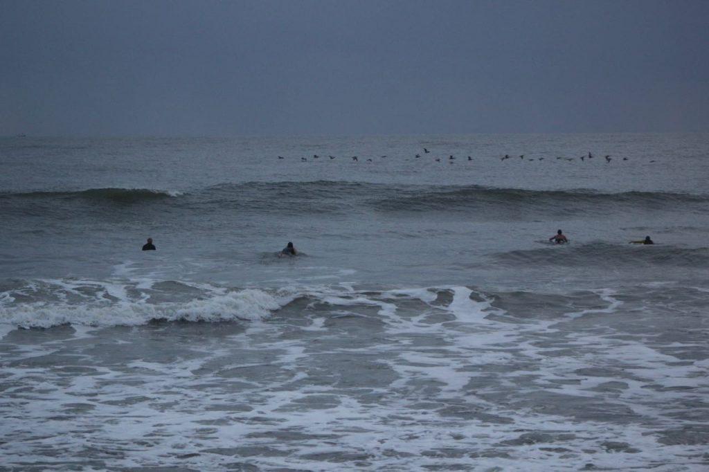 Fernandina Beach Fl Wave Report