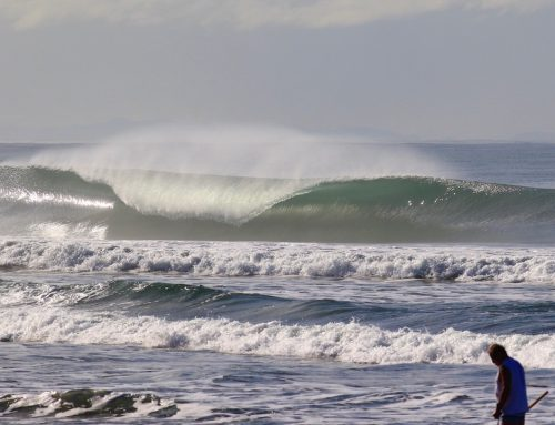Popoyo Surf Lodge Wave Report