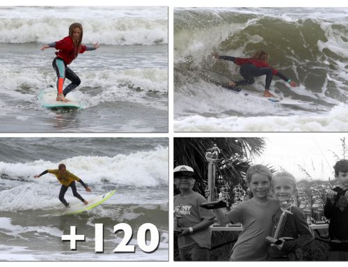 Eastern Surfing Association  11.11.2018 Contest 6