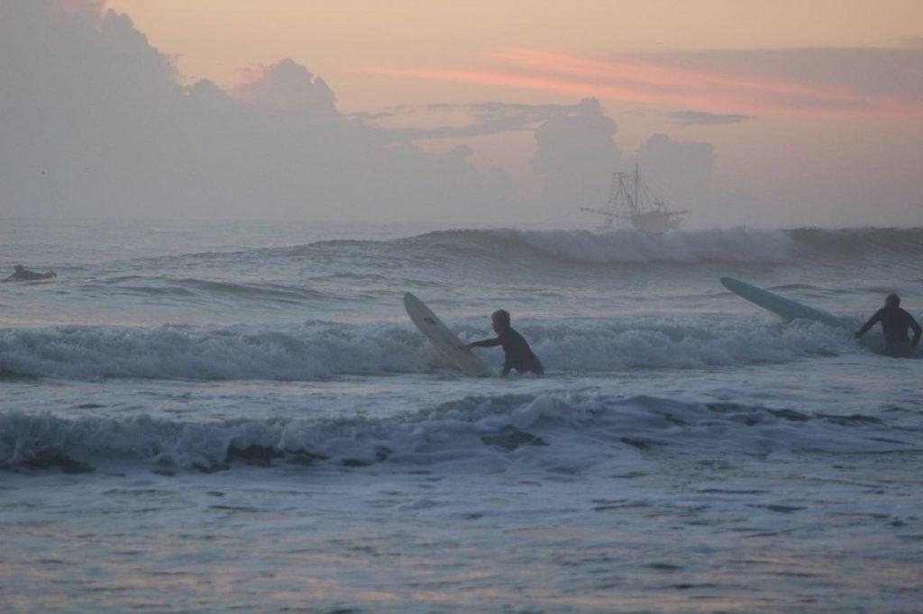 The Surf Restaurant Fernandina Beach Florida