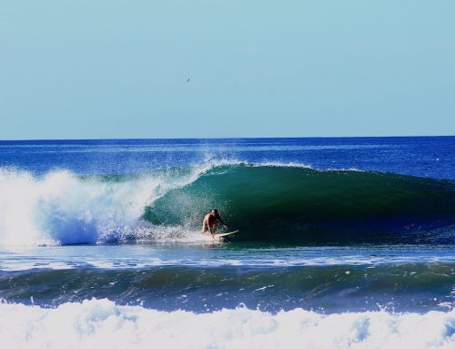 Popoyo Surf Lodge Wave Report