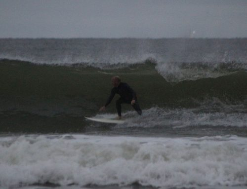 Monday December 10th Surf Report #1 Jacksonville FL