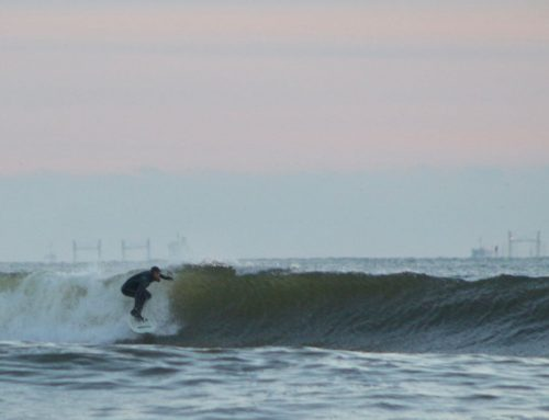 Wednesday January 16th Surf Report #1 Jacksonville FL