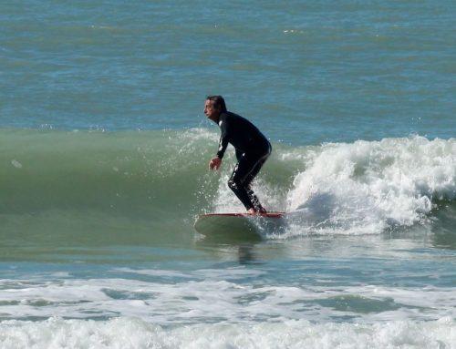 Surfing Florida's Gulf Coast