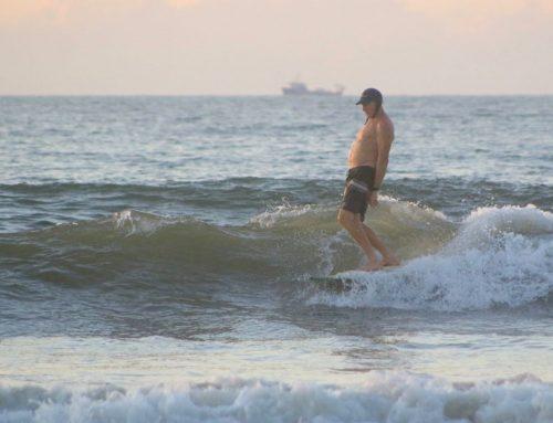 Jacksonville Fl Surf Report #1 Sunday July 21st