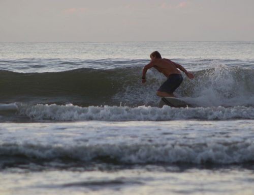 Jacksonville Fl Surf Report #1 Friday August 23rd