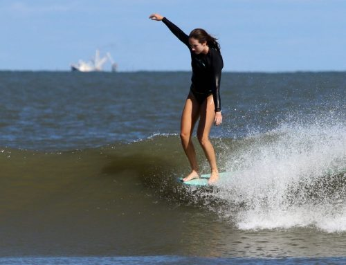 Jacksonville Fl Surf Report #3 Sunday October 20th