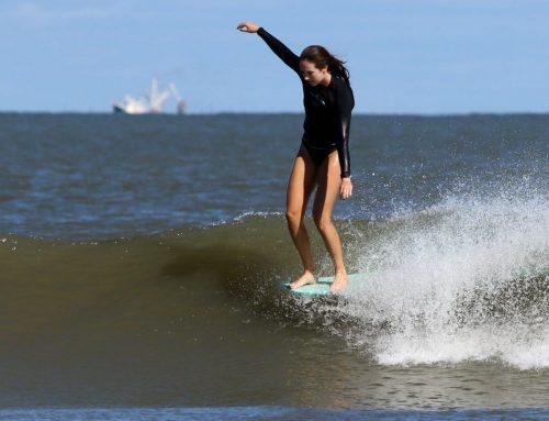 Jacksonville Fl Surf Report #3 Sunday October 20th