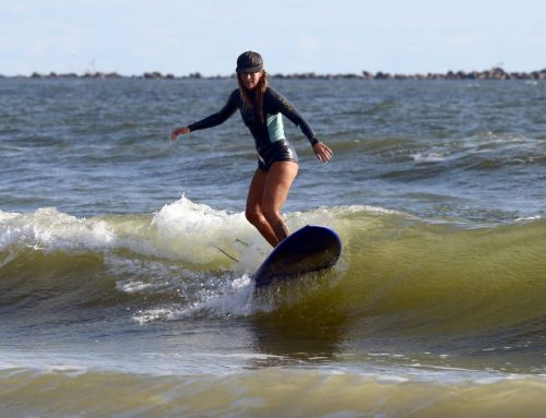 Jacksonville Fl Surf Report #2 Monday October 21st