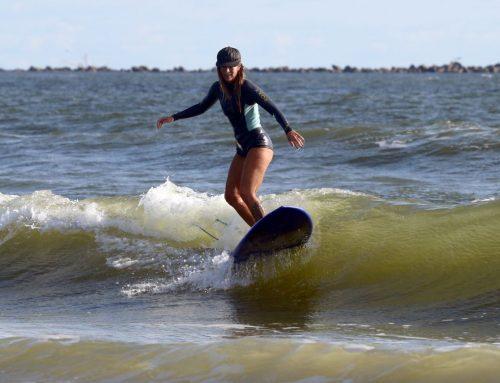 Jacksonville Fl Surf Report #2 Monday October 21st
