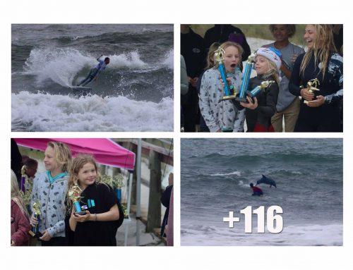 Eastern Surfing Association's Season Finale