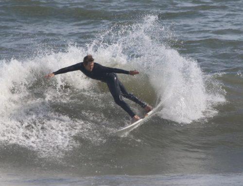 Jacksonville FL Surf Report #2 Monday December 9th
