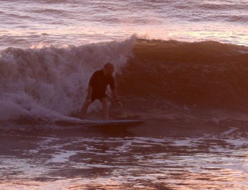 Jacksonville FL Surf Report #1 Tuesday December 10th