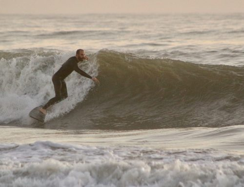 Jacksonville FL Surf Report #1 Monday December 9th