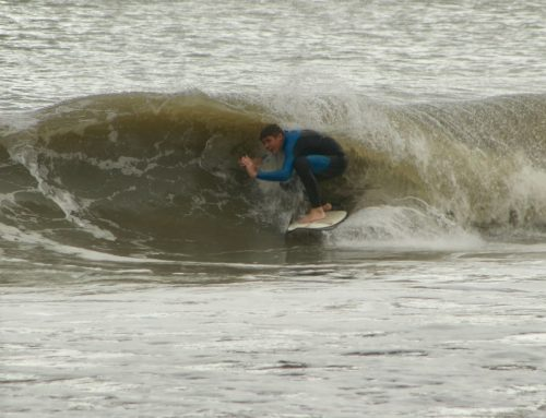 Jacksonville FL Surf Report #2 Saturday December 14th