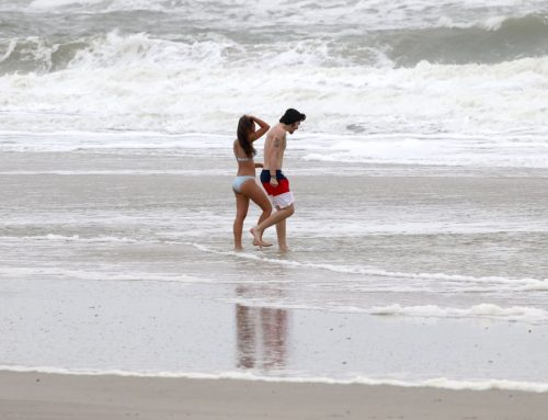 Jacksonville Fl Surf Report #3 Monday January 20th