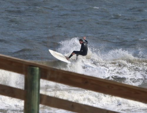 Jacksonville Fl Surf Report #2 Tuesday January 21st