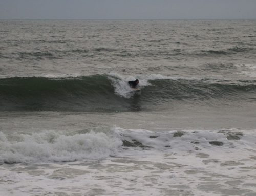 Jacksonville Fl Surf Report #1 Thursday February 20th