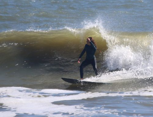 Jacksonville Fl Surf Report #3 Sunday February 23rd