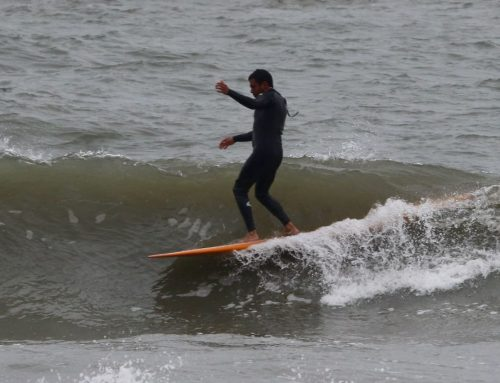 Jacksonville Fl Surf Report #2 Friday February 14th