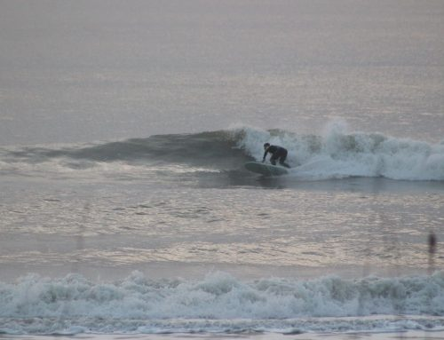 Jacksonville Fl Surf Report #1 Wednesday February 26th