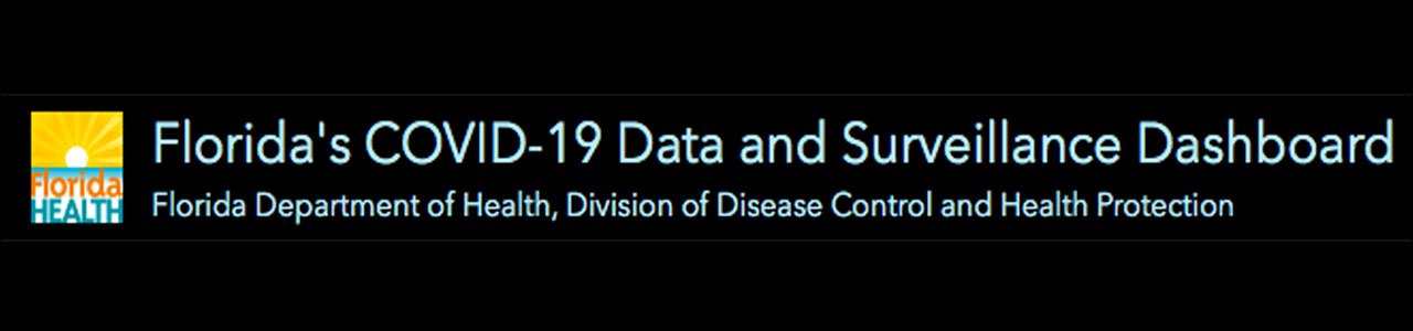 This dashboard shows updated information on the COVID-19 pandemic.