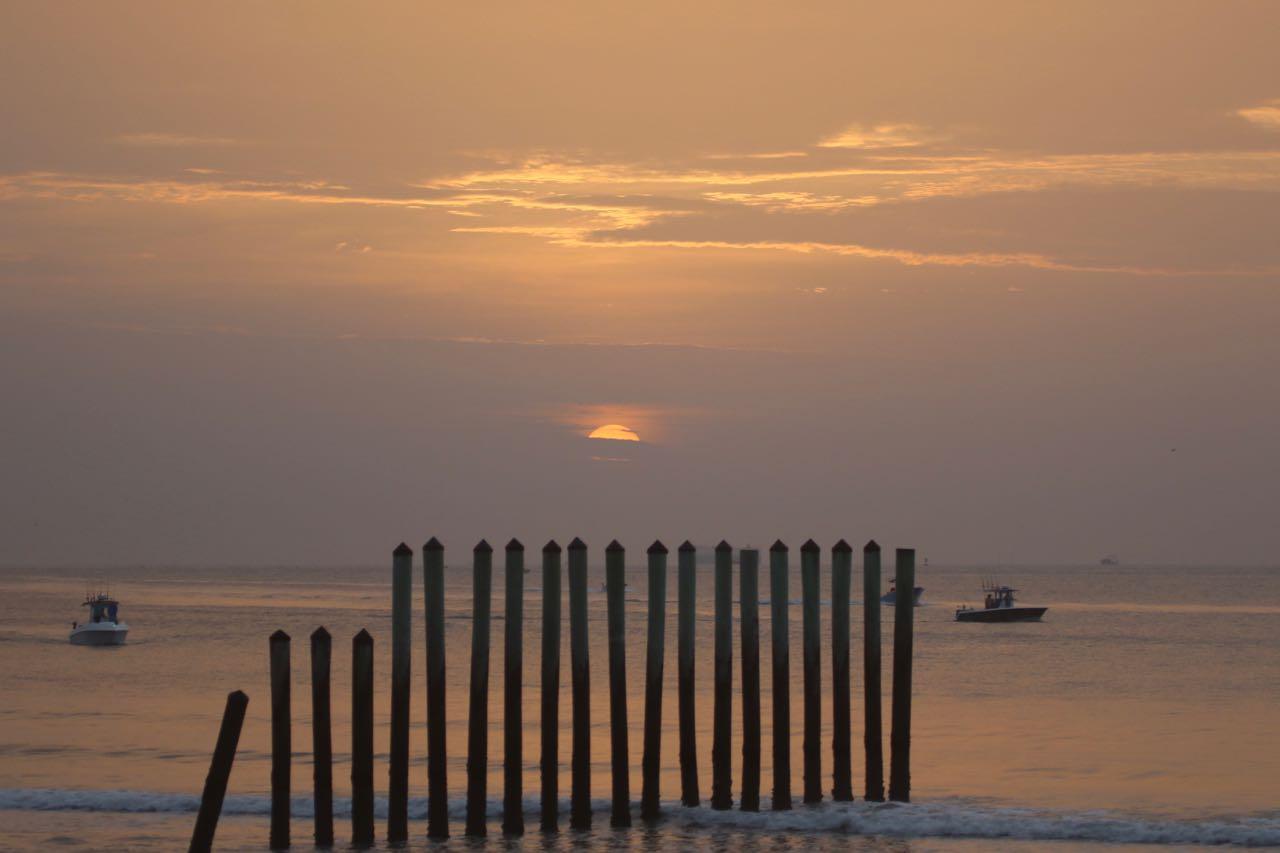 Saharan Sunrise in Florida