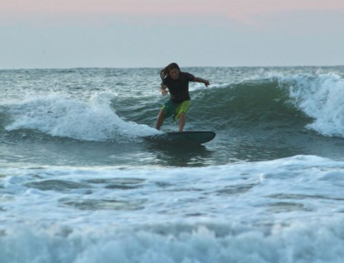 Jacksonville Surf Report #1 Monday July 13th