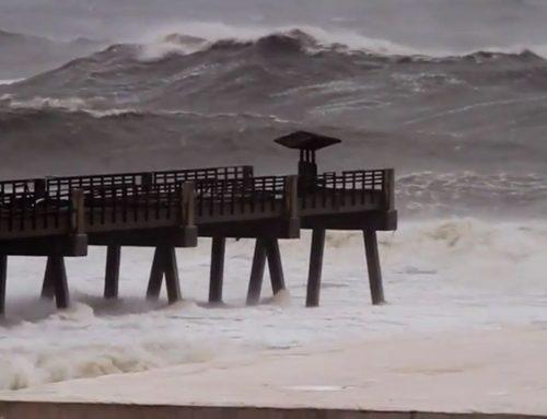 Hurricane Matthew Throwback  2016