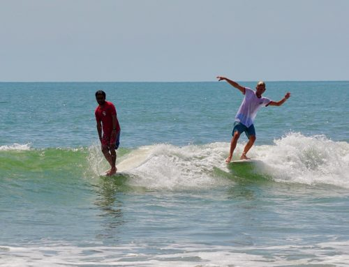Jacksonville Surf Report #2 Friday August 7th