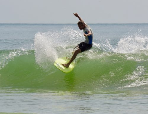 Jacksonville Surf Report #2 Sunday August 9th