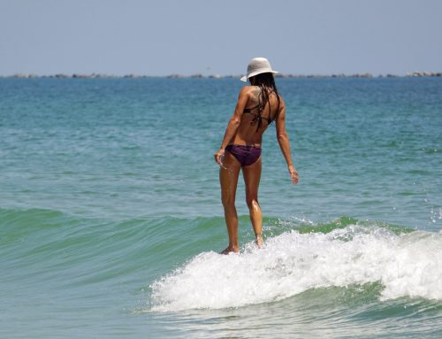 Jacksonville Surf Report #2 Monday August 10th