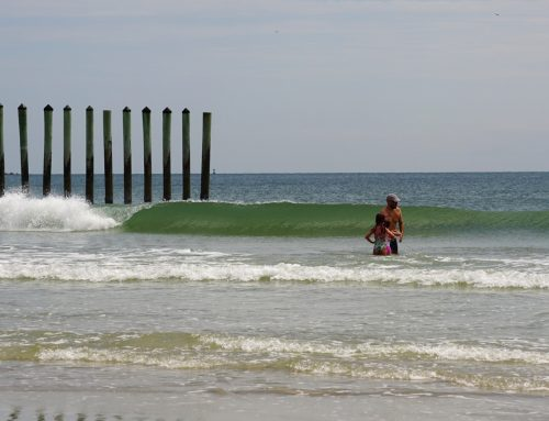 Jacksonville Surf Report #2 Tuesday August 11th