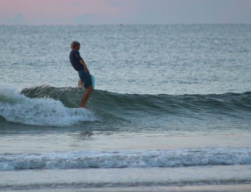 Jacksonville Surf Report #1 Monday August 10th