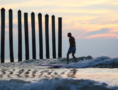 Jacksonville Surf Report #1 Wednesday August 12th