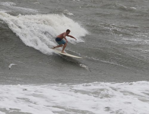 Jacksonville Surf Report #2 Monday September 21st
