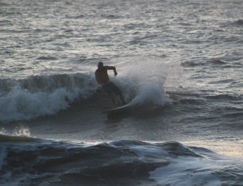 Jacksonville Surf Report #1 Thursday September 17th